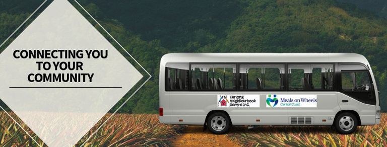 Joint Community Services Bus - for connecting communities.