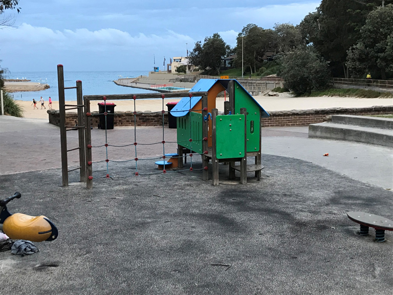 Make Clovelly Beach Playground safe and fun!
