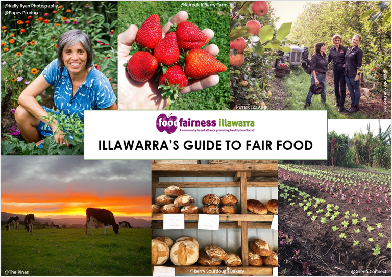 Illawarra's [web-based] guide to Fair Food